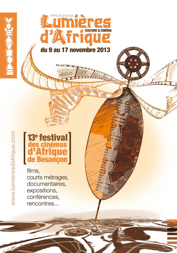 Visuel Lumières d'Afrique 2013